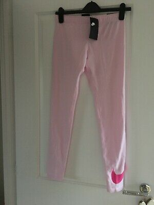 Nike Girls Pink Leggings 13-15 Years