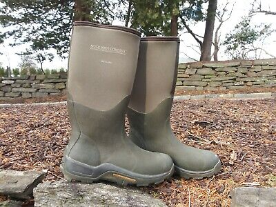 Muck Boot Company Wetland Waterproof Insulated Cold-Weather Boots MEN sz 12-12.5