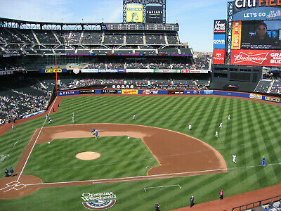 7 Mets Weekday Afternoon Games 2020 Tickets @ Citi Field - Promenade Box, Row 1