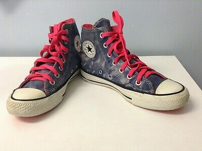 converse women girls trainers high top [limited edition]UK4