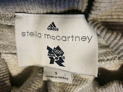 Adidas Stella McCartney London 2012 ladies cropped joggers Size S