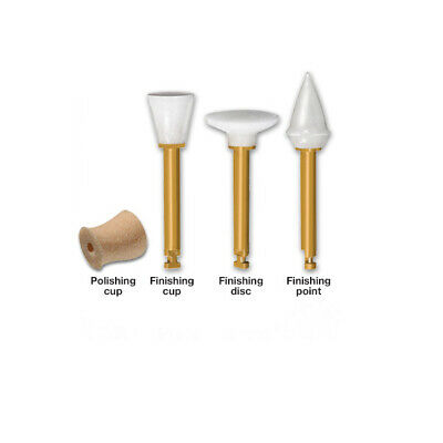 Enhance Finishing Discs 30 Discs dental finishing points by Dentsply 624045