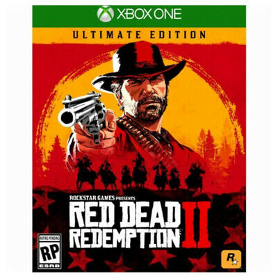 Red Dead Redemption 2 Ultimate Edition Xbox One (SP)