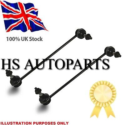 2 X FOR PEUGEOT 4007 4008 2007-ON FRONT PAIR STABILISER ANTI ROLL BAR DROP LINK