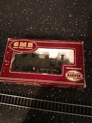 Airfix Gwr Gmr 042 Small Tank Steam Loco Model Railway Train Boxed Great Western