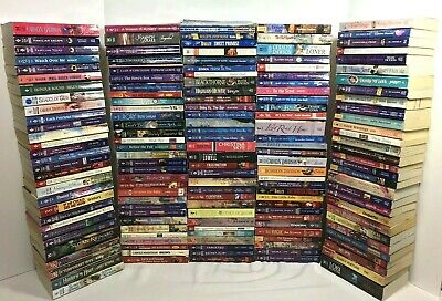 Harlequin Books Huge Lot Of 250 Intrigue Romance Blaze Western Family Historical