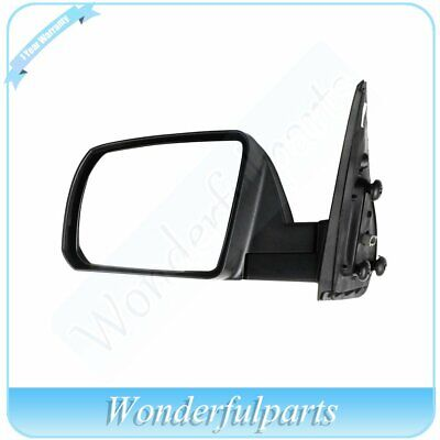 For Toyota Tundra Front,Left Driver Side DOOR MIRROR TO1320306 PFM:879400C470
