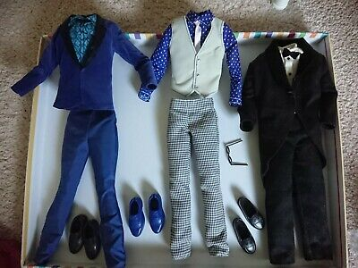Bulk Lot Mattel Ken Fashions Suit Tux