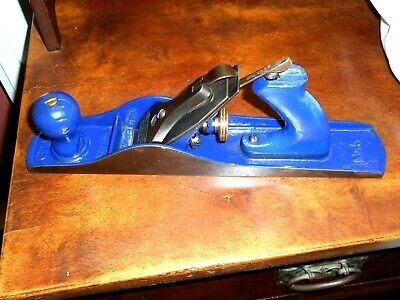 Old Bailey No. 5 Carpenters Block Plane (Made in Canada) with Bed Rock Clamp