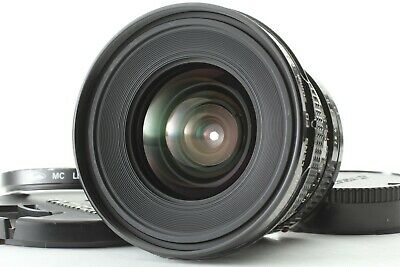 [Near Mint] Canon NEW FD NFD 20mm F2.8 Wide Angle MF Lens From JAPAN 978