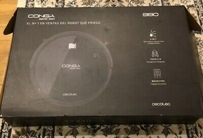 Cecotec Conga Series 990 Excellence - Robot Vacuum Cleaner