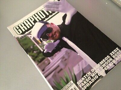 GRAPHOTISM ISSUE 32 SPECIAL COLLECTORS EDITION GRAFFITTI ART MAGAZINE Cheap