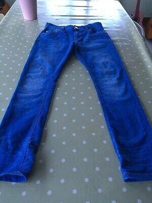boys next blue skinny jeans age 13 worn once