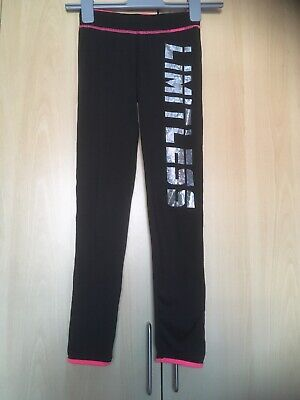 Girls Sportswear Leggings, Age 8-9 Years