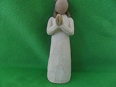 Willow Tree Figurine-Susan Lordi:SISTERS BY HEART-VGC-Fast Free UK Post!