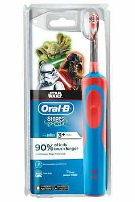 Oral B Star Wars rechargeable toothbrush