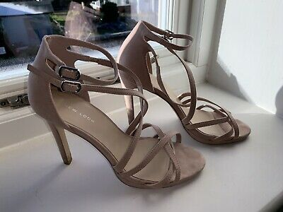 New Look Nude Shoes (Size 6)