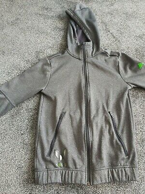 Boys Adidas Climawarm Messi Football Hooded Tracksuit Jacket Top. Age 11-12 Yrs.