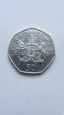 Collectable Christopher Ironside 50P Coin