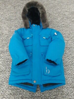 Boys Ted Baker Coat Age 4-5 Years
