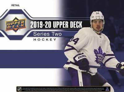 2019-20 Upper Deck Series 2 Young Guns Pick Your Own