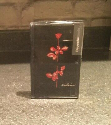 Depeche Mode cassette Violator 1990 Mute Records