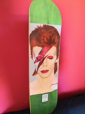 Prime Jason Lee Deck Skateboard David Bowie Reissue Green