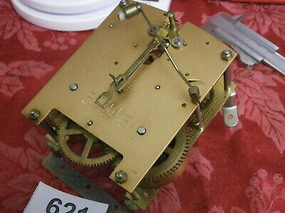 CLOCK MOVEMENT SMITHS 8 Day From a mantle bakalite case parts spares sound