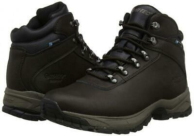 Hi-Tec Eurotrek Lite Wp Uk3.5 High Rise Hiking Boots Brown (Dk Chocolate 41)Eu36