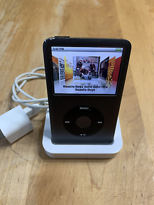 Apple iPod Classic 160GB  Black - 7th Generation ML297LL/A (2009)