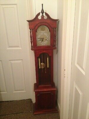 C.wood And Sons Grandaughter Wind Up Clock
