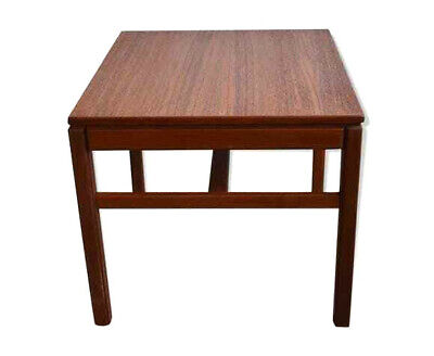 Vintage Danish Coffee Table Teak Retro 1950/60 Model Casino by Tingströms Sweden