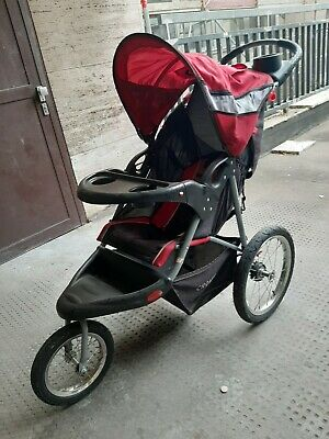 wendiger Crown ST117 Buggy Rot Kinderwagen Kinderbuggy Sportbuggy Reisebuggy