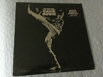 David Bowie – The Man Who Sold the World – 1970 Vinyl LP - Like New