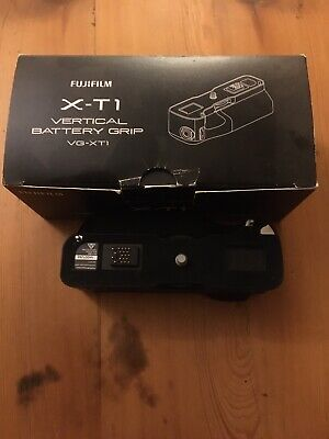 Fujifilm X-T1 Vertical Battery Grip VG-XT1 - Mint Condition With Box