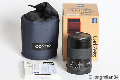 *MINT-* Contax Carl Zeiss Distagon 45mm f2.8 T* for Contax 645 2.8.5/45 late s/n