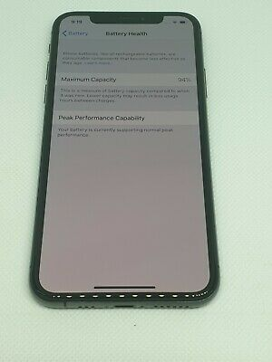 Apple iPhone XS - 64 GB - Space Grey (Unlocked) A2097 (GSM) (AU Stock)