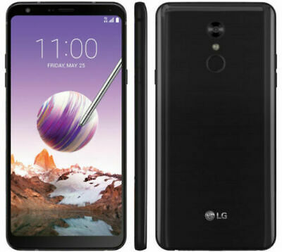 """UNLOCKED LG Stylo 4 Q710ULM 4G LTE 6.2"""" Android 32GB 13MP Smart Cell Phone 9/10"""