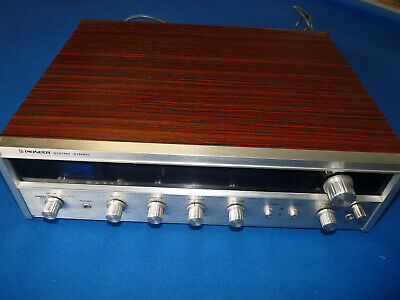 Pioneer Rondo 3000/MA Stereo Amplifier. Classic Collectable. VGC.