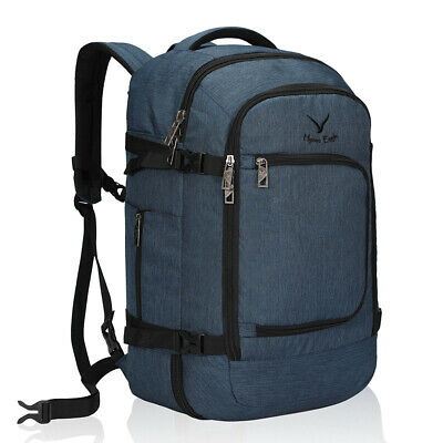 40L Flight Approved Backpack Travel Weekend Convertible Carry on Luggage