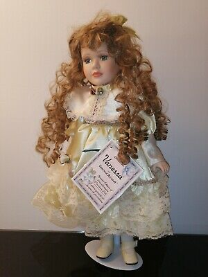 Extremly Rare ! Vanessa doll LIMITED EDITION1998 VANESSA RICARDI