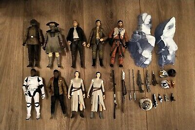 Star Wars The Black Series Heroes set