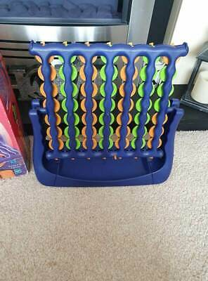 MB Games CONNECT 4 FLIP Four In A Row Hasbro Board Game