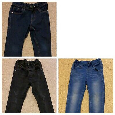 Boys Jeans Bundle Age 3-4 Years - Next. (3 Pairs)