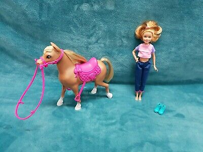 Barbie STACIE Doll with Horse