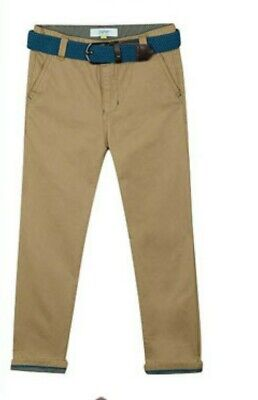 Ted Baker Boys Chino Pants & belt with sizes. Designer