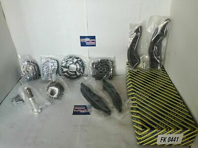 Kit Catena Distribuzione (11Pz.) For Bmw X5 Dal 09/2010->