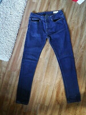 Denim And Co Mens Skinny Jeans 32W 34L