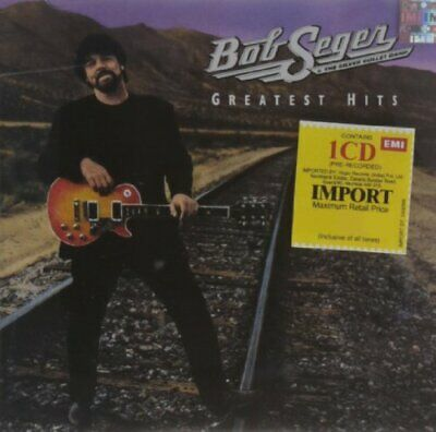 Bob Seger & the Silver Bullet Band - Greatest Hits - CD - New