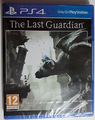 The Last guardian - PS4 - New and Sealed